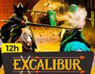 Excalibur (ADULTO - 9+ anos)
